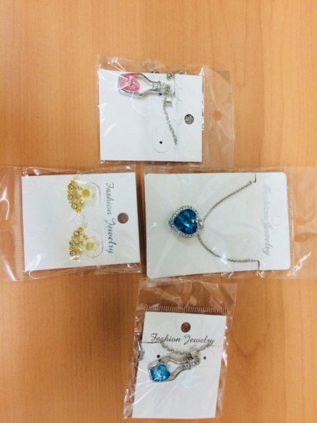 Used Fashion Jewelry Bundle in Dubai, UAE