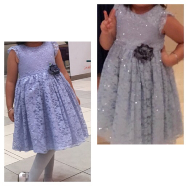 Used Kid beautiful dresses in Dubai, UAE