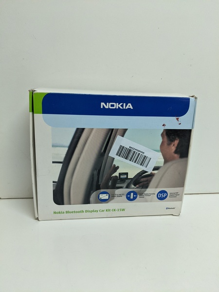 Used Nokia Bluetooth Display Car Kit CK-15W in Dubai, UAE