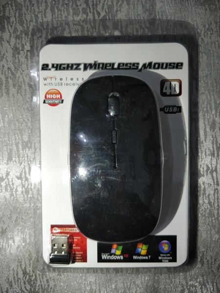 Used Wireless mouse NEW in Dubai, UAE