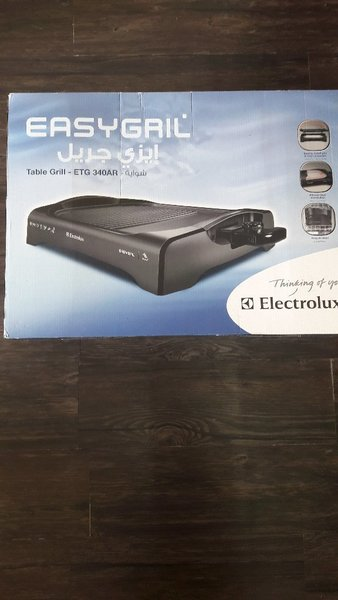 Used Electrolux grill new in Dubai, UAE