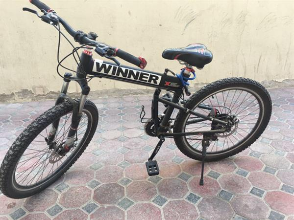 Used Winner Cycle. C Military Mountain Cycle. No Major Issues All Is Good  in Dubai, UAE