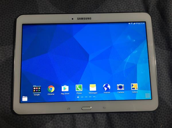 Samsung Tab 10.1 Used For Months With Good Condition