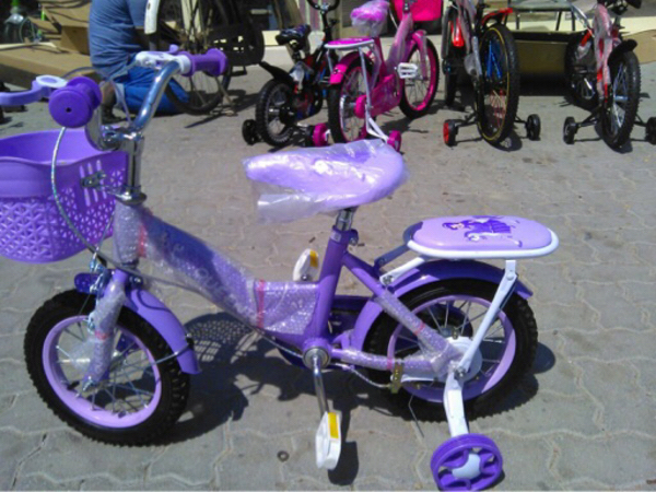 Used Price slashed New Queenie bicycle offer in Dubai, UAE