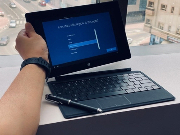 Used Microsoft Surface Pro 2 with Type Cover in Dubai, UAE