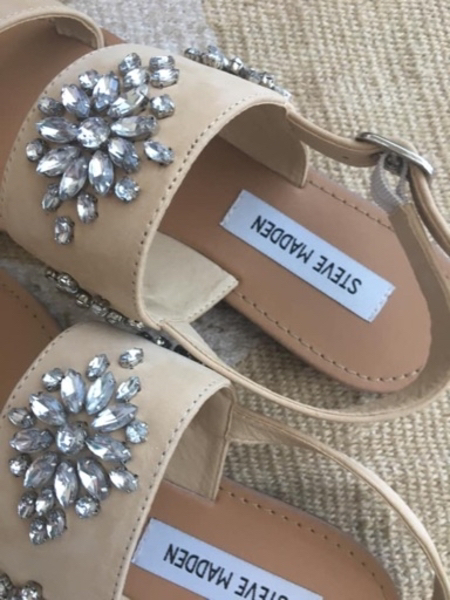 Used Steve Madden Sandals in Dubai, UAE
