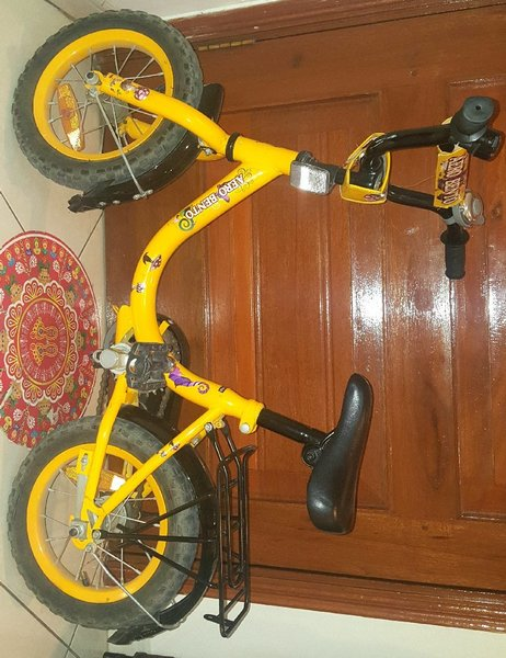 Used Bicycle for upto 5 years old in Dubai, UAE