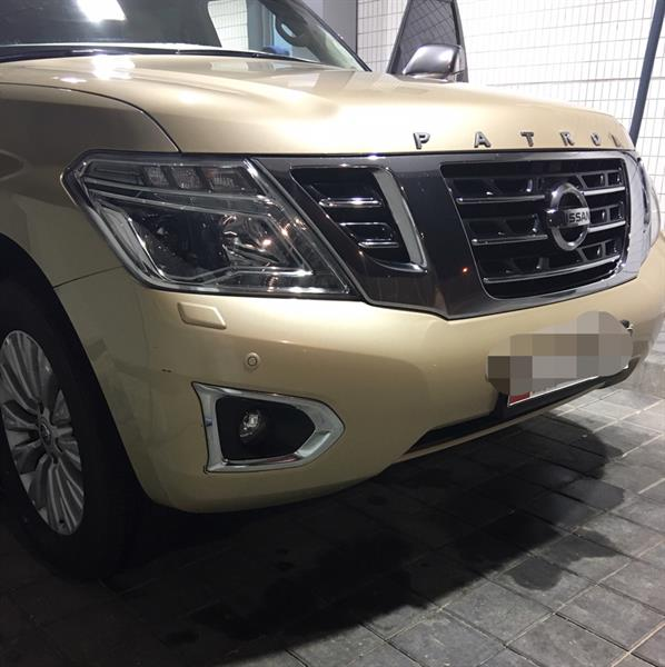 Used Nissan patrol 400 hp #2 in Dubai, UAE