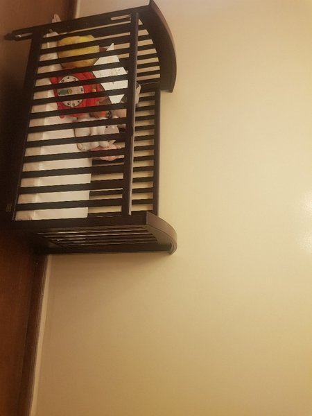 Used Giggles babycot in Dubai, UAE