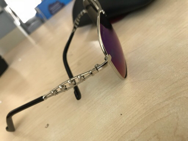 Used Louis Vuitton sun glass in Dubai, UAE