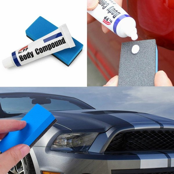 Used Car headlight cleaner +  scratch remover in Dubai, UAE