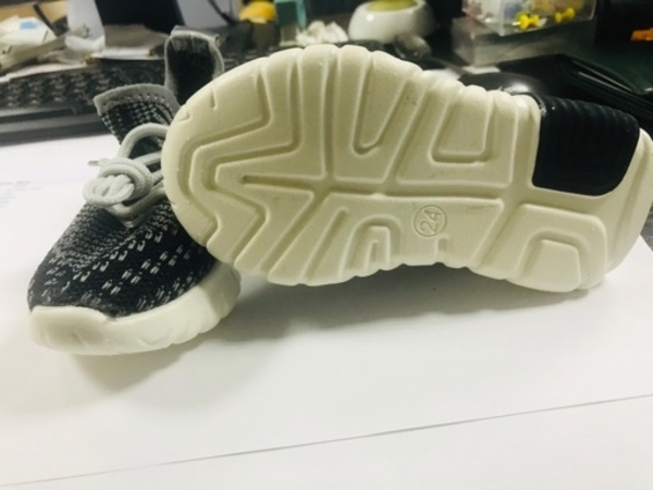 Used Sport shoes 7.67 size New in Dubai, UAE