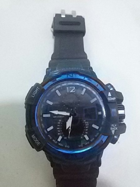 G-Shock copy blue