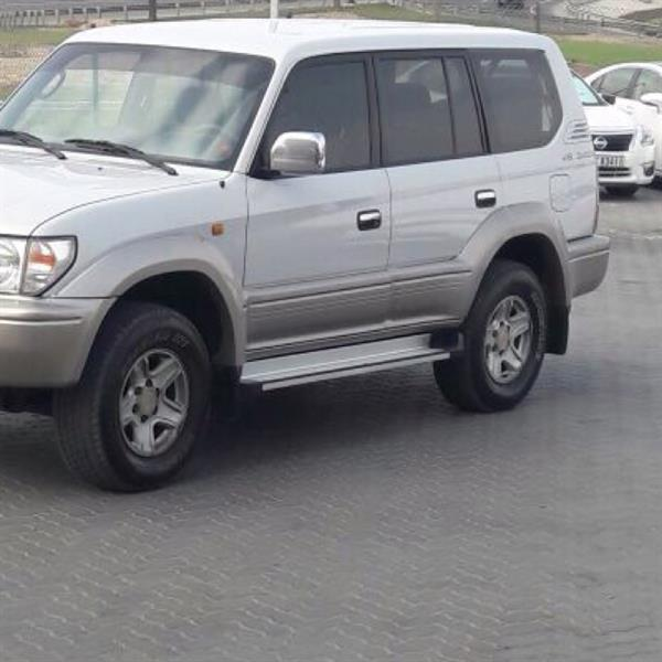 Used prado 1998 in Dubai, UAE