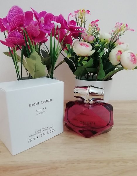 Used Gucci bloom perfume women in Dubai, UAE