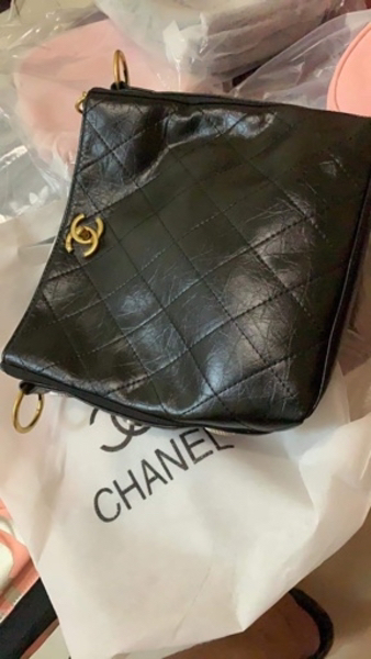 Used Pure leather with dust bag new in Dubai, UAE