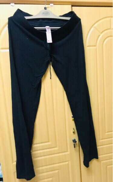 Used La Senza Track Pants Cotton blk ❤️ in Dubai, UAE