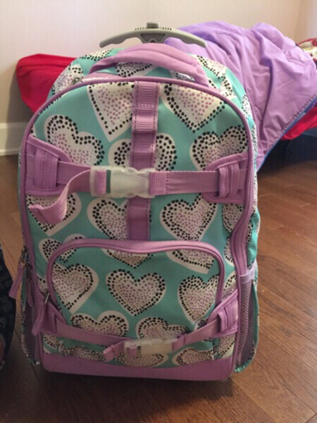 Pottery Barn Rolling Backpacks P423430 Melltoo Com
