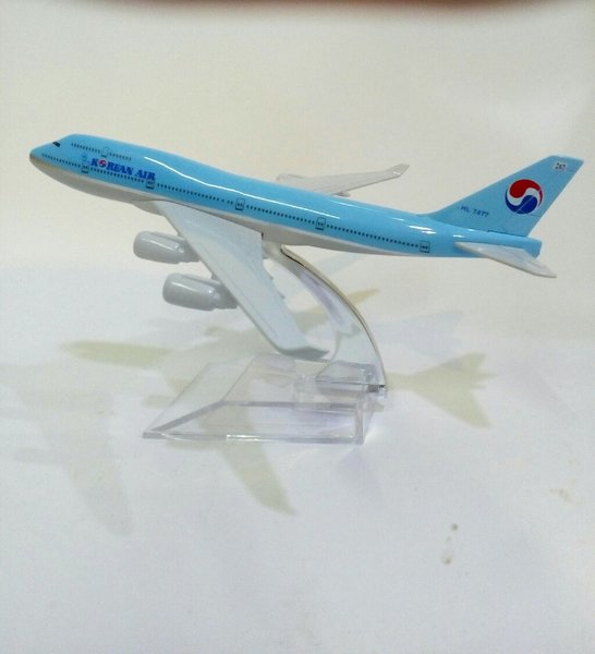 Used Korean Air  Boeing 747 Model | New ! in Dubai, UAE