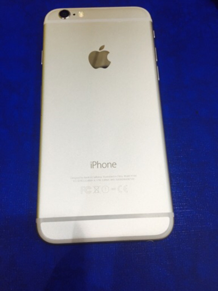 Used iPhone 6 64GB with Box & Accessories  in Dubai, UAE