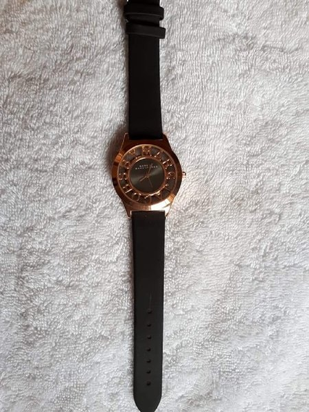 Used Black watch by Marc Jacobs fashion in Dubai, UAE