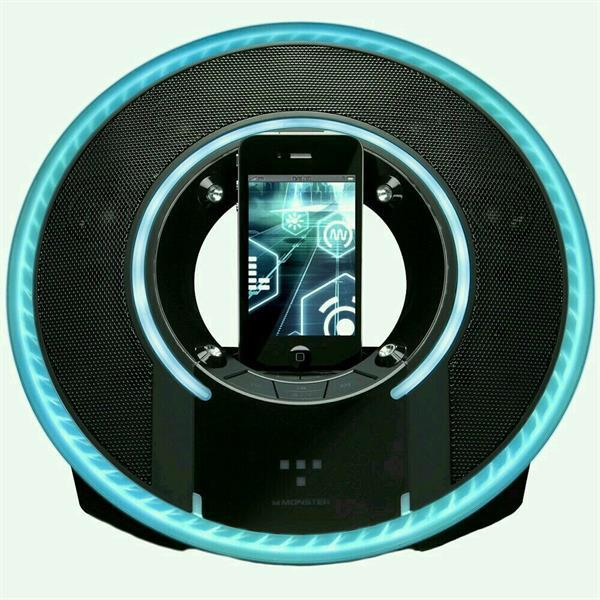 Brand New Monster Ipod Docking Station Going Cheap Work For IPhone 5 N 6 Also
