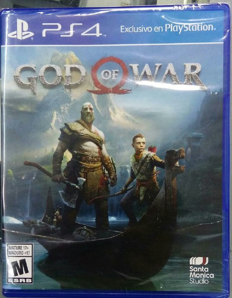 Used Ps4 GAME- GOD OF WAR (R1) in Dubai, UAE