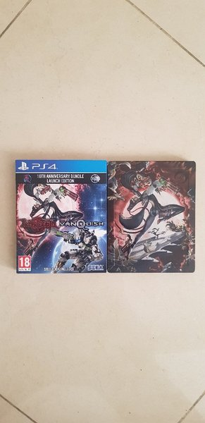 Used Bayonetta/Vanquish Steelbook Edition in Dubai, UAE