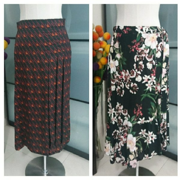 Used Brand New ZARA Skirts ❤ Size Small in Dubai, UAE
