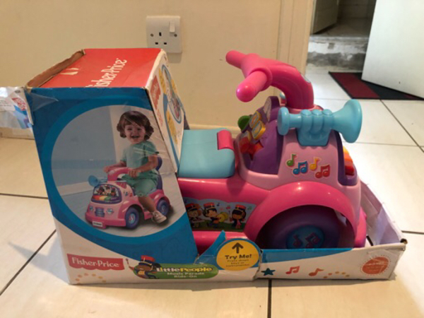 Kids musical Ride-on (Fisher Price)