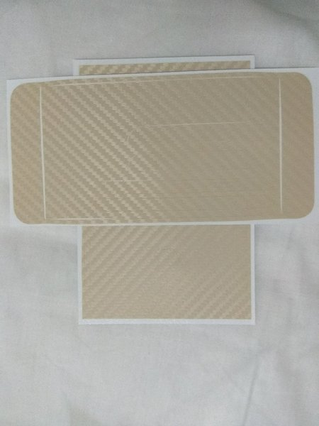 Used Beige sticker for iphone 6 and 6s in Dubai, UAE