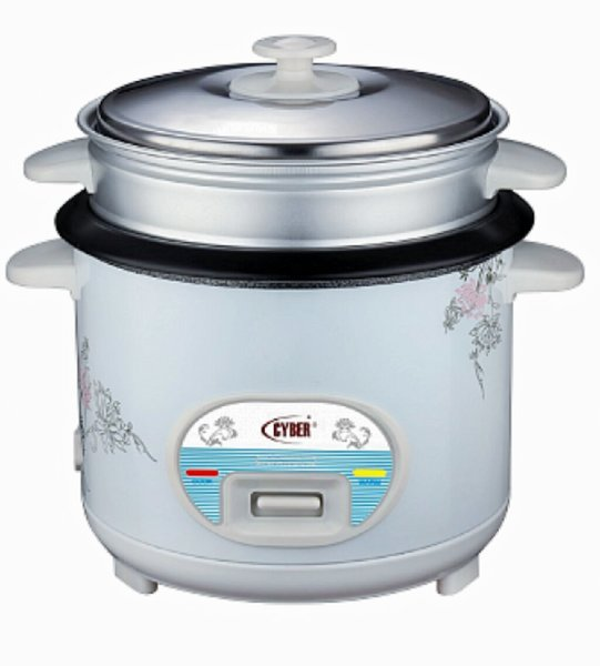 Used CYBER 1.6 Liters AUTOMATIC RICE COOKER in Dubai, UAE