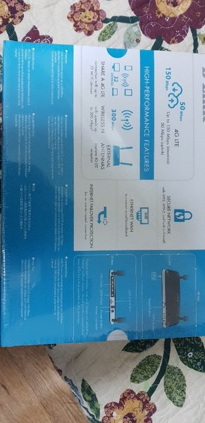 Used D-LINK 4G ULTRA FAST LTE ROUTER in Dubai, UAE
