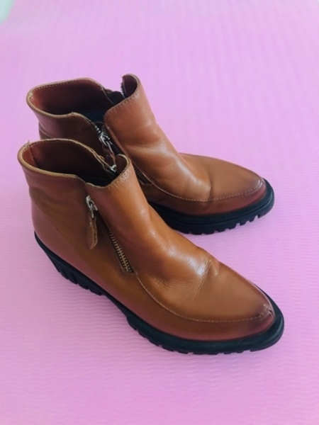 Used Ankle boots size36 in Dubai, UAE