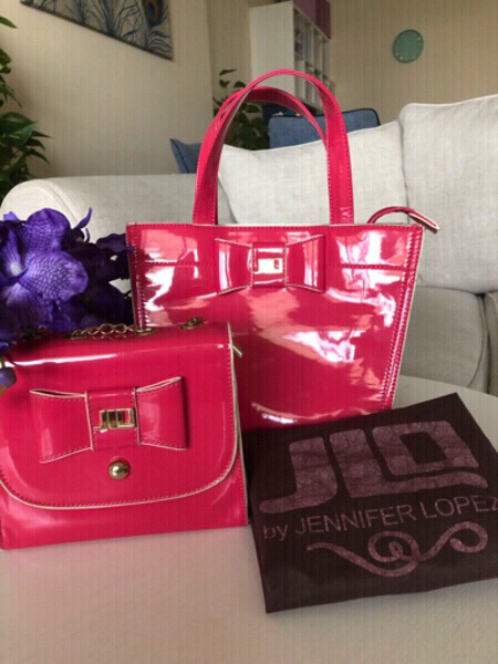 Used 2 Jennifer Lopez Bags SALE‼️‼️‼️ in Dubai, UAE