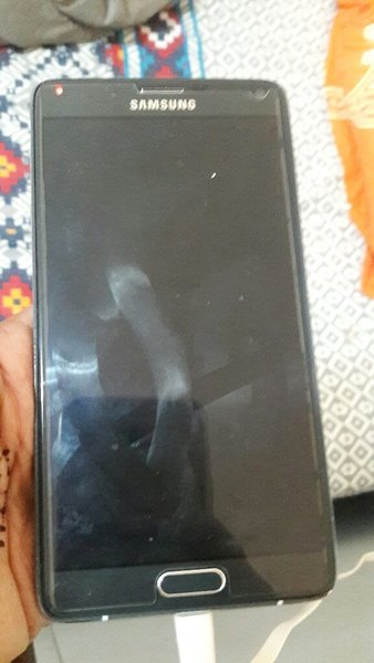 Used Note 4 Samsung in Dubai, UAE