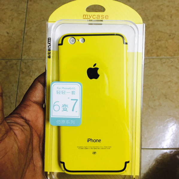 Used Iphone 6/6S/7 Protection Case.. Good Quality..not Used.. Still In Original Package in Dubai, UAE
