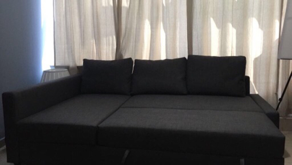 Used Ikea sofabed in Dubai, UAE
