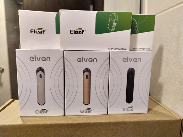 Used Eleaf elven in Dubai, UAE