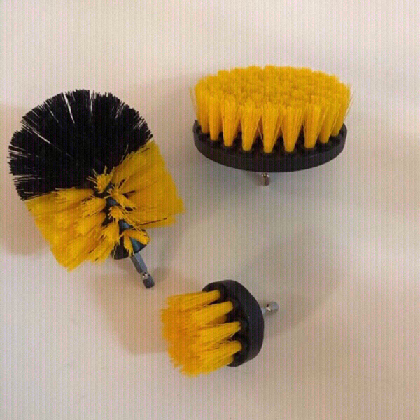 Used Rotating power brush 3 pcs in Dubai, UAE