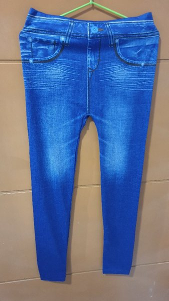 Used Fashionable Elastic Jeans in Dubai, UAE