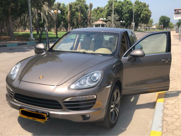 Used Amazing Cayaan Low Milage in Dubai, UAE