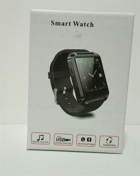 Used Smart Watch With Bluetooth (Never Used) in Dubai, UAE