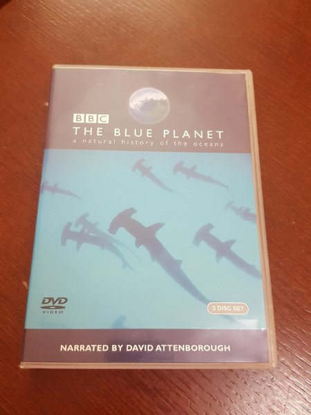 Used BBC The Blue Planet Documentary in Dubai, UAE