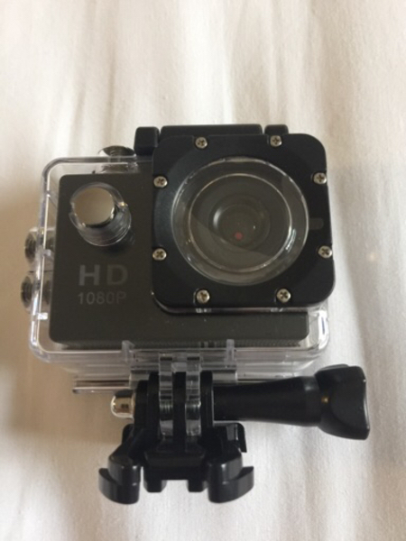 Used Sports cam Full HD1080P for sale in Dubai, UAE