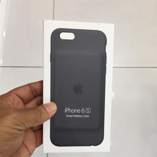 Used Iphone 6 Battery Case Black in Dubai, UAE