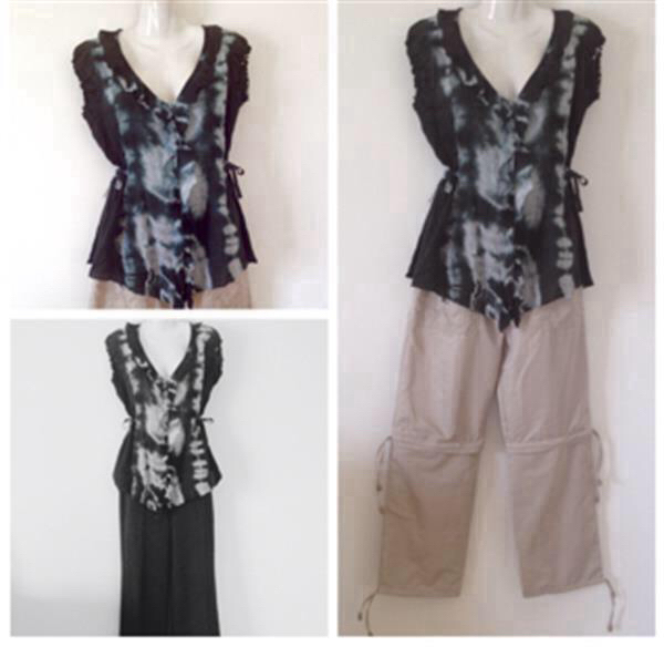 Used New Blouse Alexo From Paris Size 38/M in Dubai, UAE