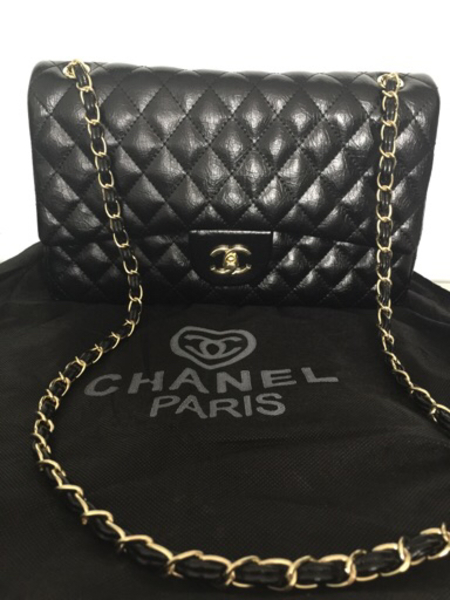 Used Chanel Classic Flap Bag Copy in Dubai, UAE