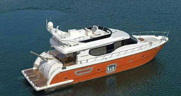 Used LUXURY YACHTS DUBAI  in Dubai, UAE