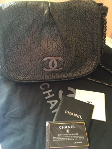 Used Channel Bag in Dubai, UAE